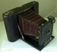 No 2 Folding Pocket Kodak Model A 1899