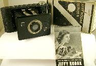 Kodak Jiffy with Original Box 1940