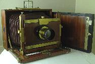 French Field Camera Emil Suter Basle Switzerland 1900