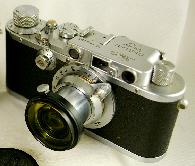 Leica III Chrome 1934