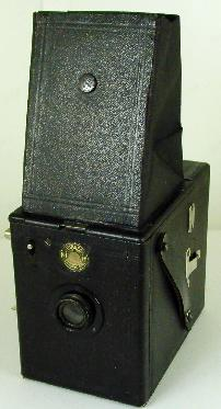 Ihagee Paff SLR Box Camera 1927