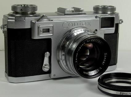Zeiss Contax IIa 1950-61