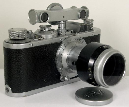 Leica Standard HMS Royal Navy Intelligence