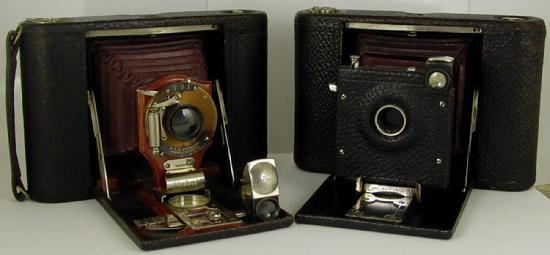 Kodak #2 Folding Camera 1902 No 2 Folding Pocket Kodak Model A 1899